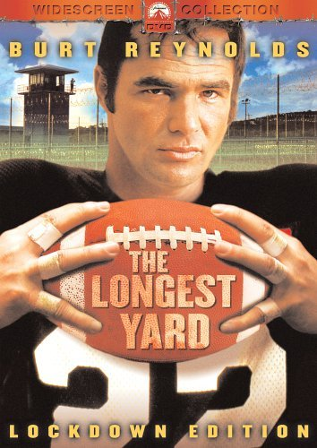 "the longest yard Meanwhile, we're stuck with splashy fabrications, such as robert aldrich's ""the  longest yard,"" which opened yesterday at loews state 1 and."